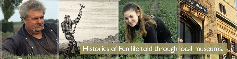 Histories of Fen life told through local museums